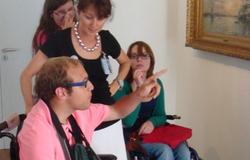 Visit of the Muma at Le Havre